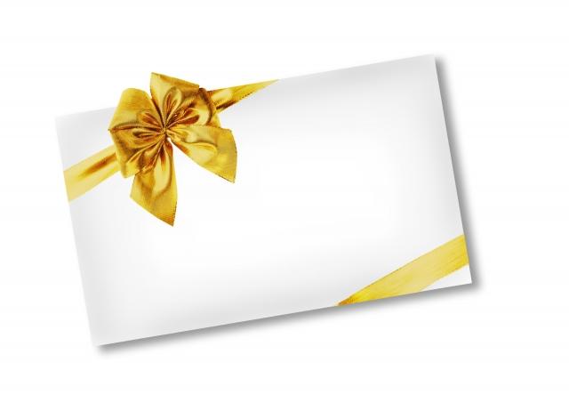 旅行券のプレゼント-イメージ